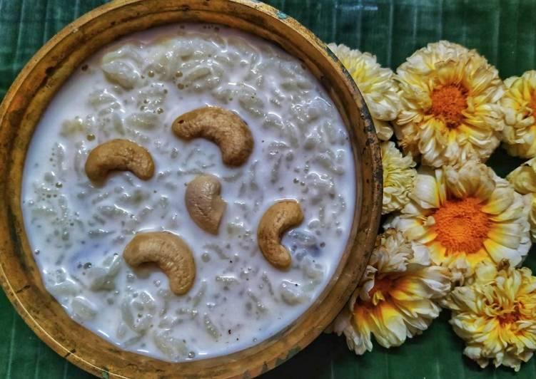 Rice Kheer (Payesh)