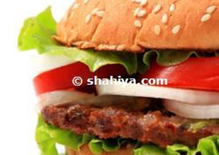 Easy & Tasty Light Burger