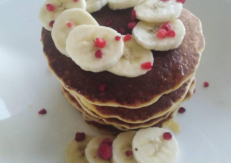 Recette Savoureux Pancakes