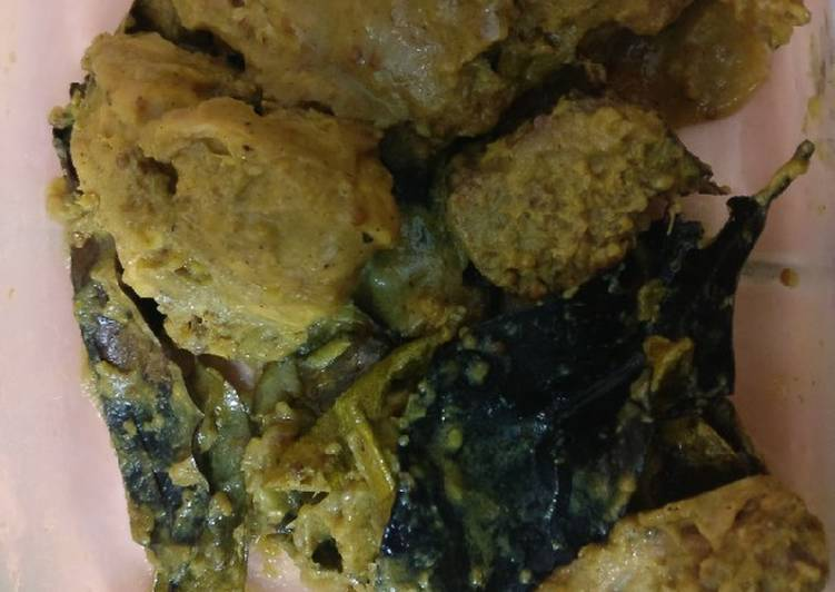 Resep Ukepan Ayam