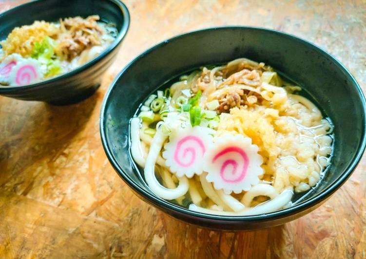 🇯🇵 Niku Udon (肉うどん)