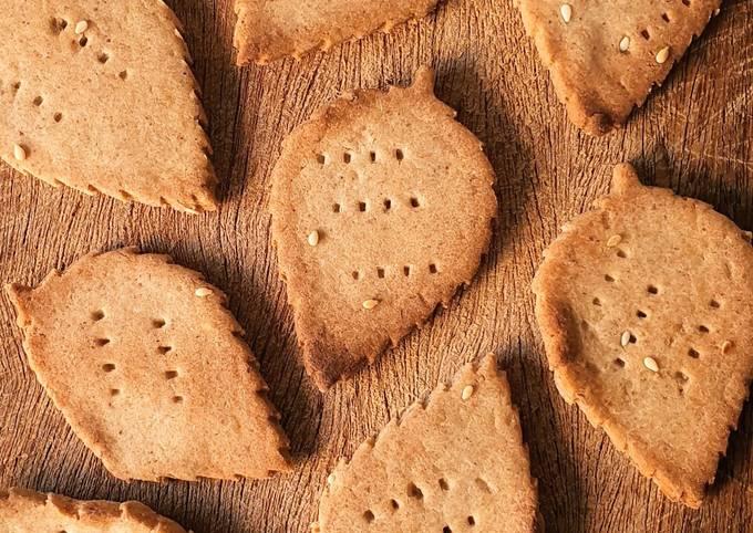 Foto principal de Crackers de harina de arroz y trigo sarraceno (sin gluten)