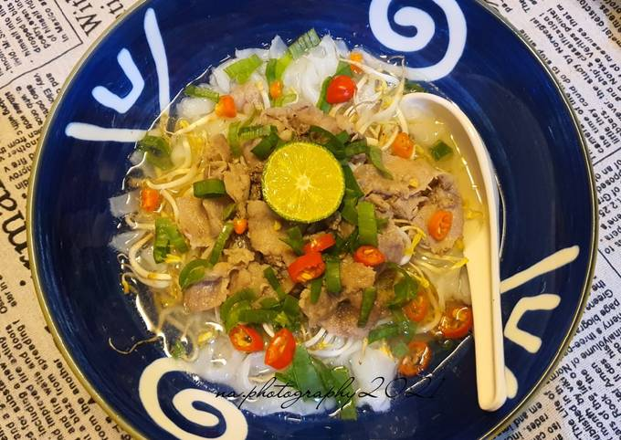 Vietnamese Beef Pho - projectfootsteps.org