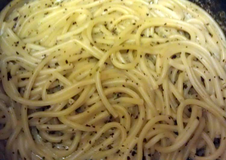 K's simple pasta