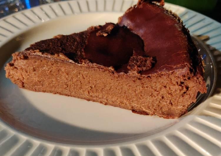 Comment Cuisiner Flan pâtissier au chocolat
