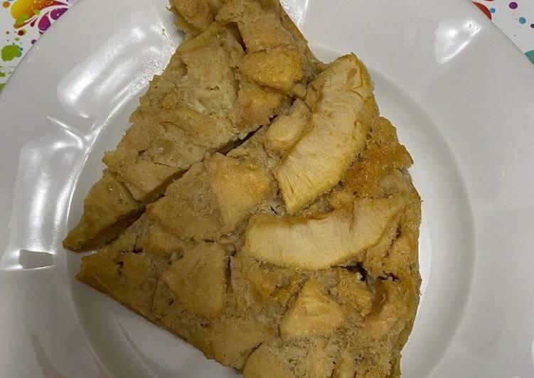 Ricetta Torta di mele light