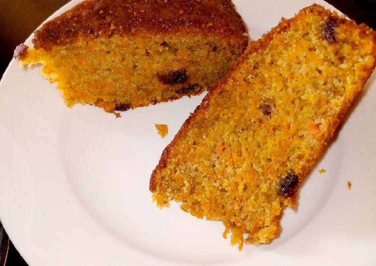 Step-by-Step Guide to Make Any-night-of-the-week Carrot cake