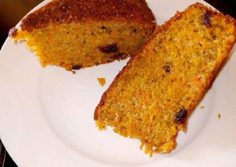 Easiest Way to Make Homemade Carrot cake