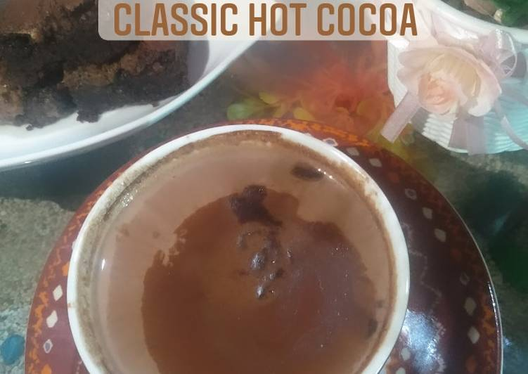 Classic Hot Chocoa