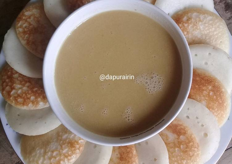 Resep Serabi Oleh Dapur Airin Cookpad