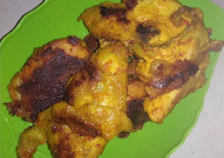 Ayam Bakar RM Padang (Teflon)