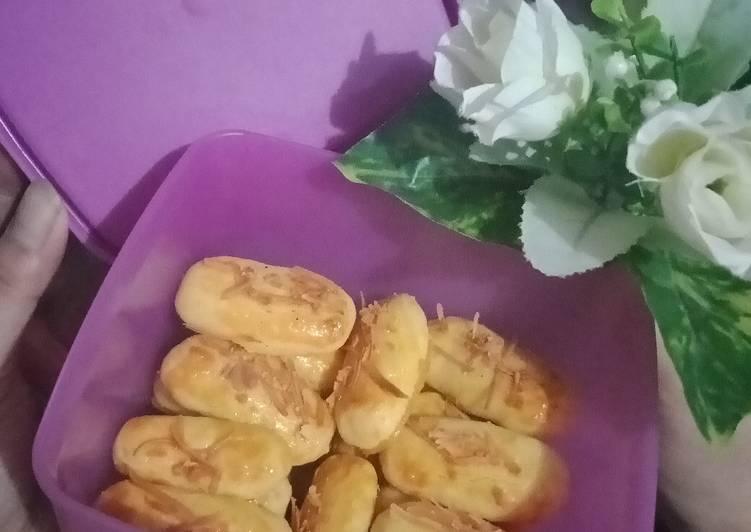 Resep Kue Kastengel simpel dan renyah Anti Gagal