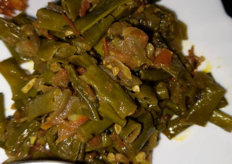 Long beans curry Choosing Fast Food That's Fine For You