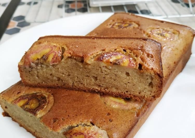 Banana Cake Resep Fatmah Bahalwan