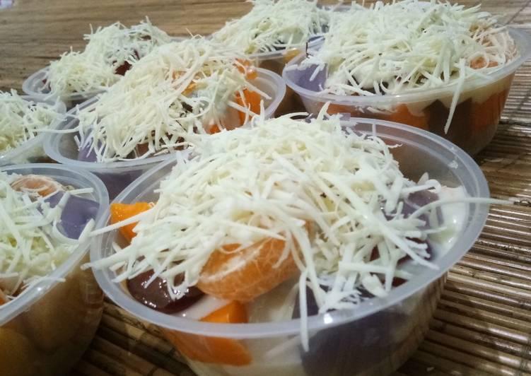 Salad Buah Segar - cookandrecipe.com