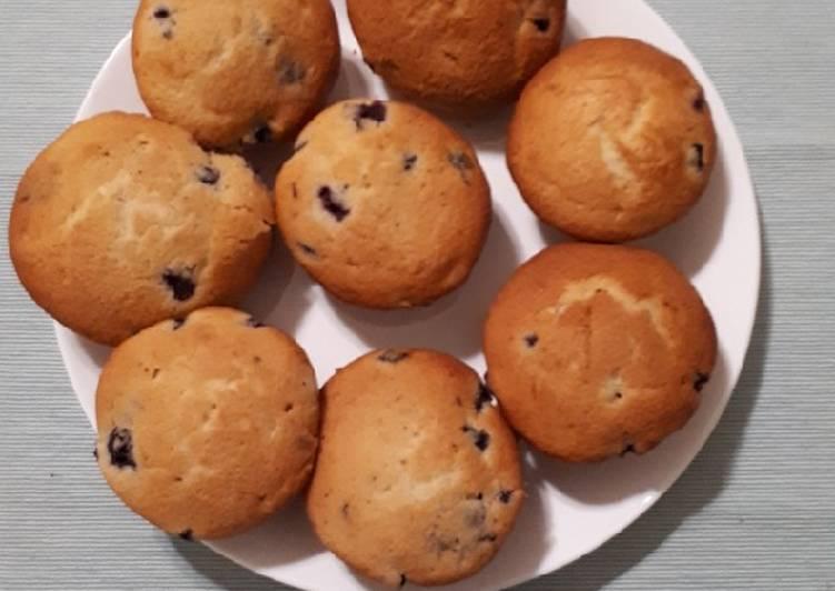 Les Meilleures Recettes de Muffins aux myrtilles