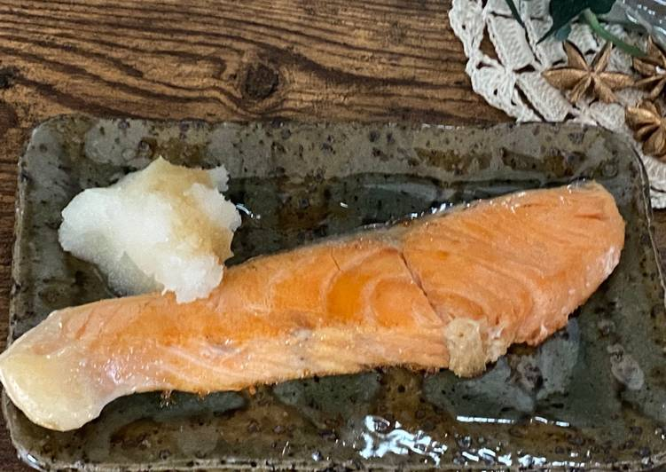 Simple Way to Make Favorite Grilled Salmon