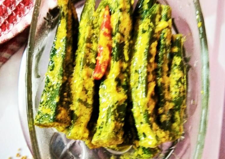 The Best Dinner Easy Autumn Steamed okra