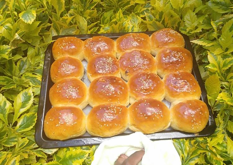 Easiest Way to Cook Perfect Dinner rolls