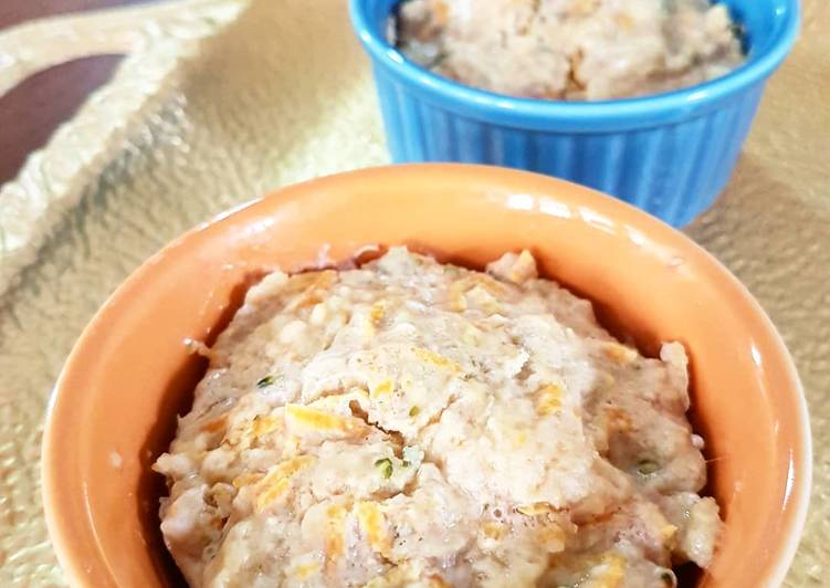Rokus Sayur Daging (Roti Kukus)
