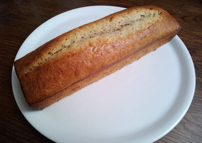 Pain de banane (banana bread)