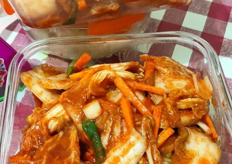 Kimchi Sederhana