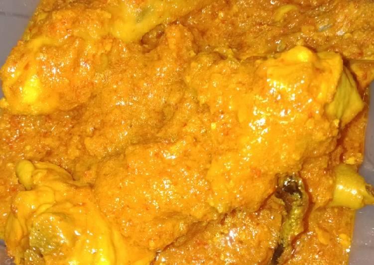 Rica-Rica Ayam
