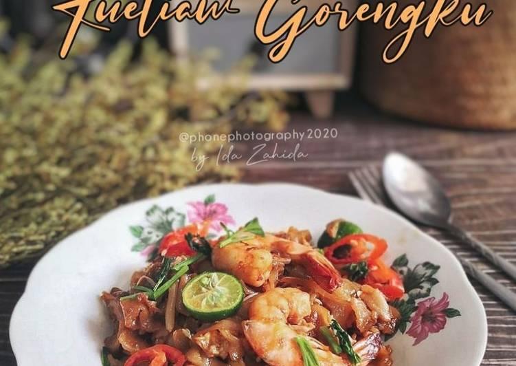 Resepi: Kuetiaw Gorengku  2021