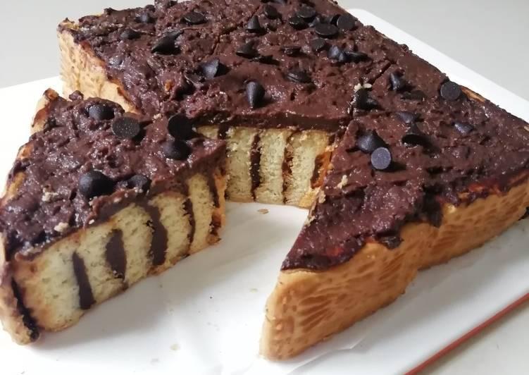 Kue Lapis Coklat