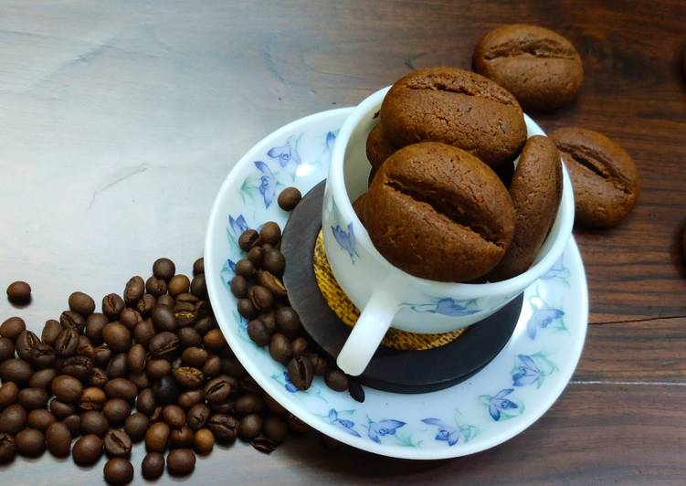 The Food Items You Select To Eat Are Going To Effect Your Health Coffee Bean Cookies !!