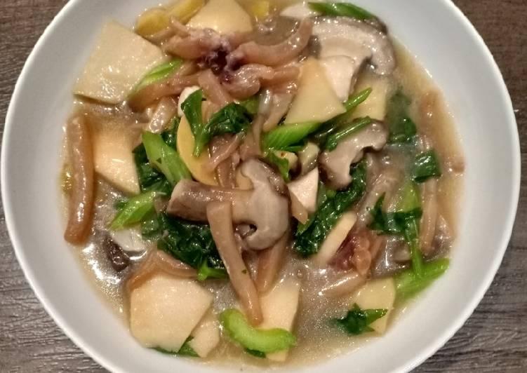 Juhi Rebung Chinesse Food