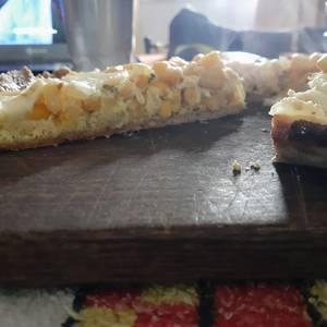 Masa de tarta con harina integral y mix de semillas