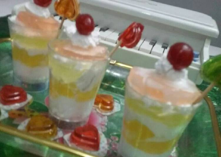 How to Boost Your Mood with Food Jello-candy shots