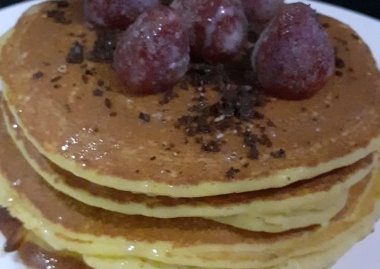 Pancake Tepung Almond