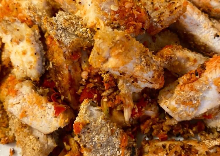 Resep Ayam geprek Oatmeal Yang Populer Endes