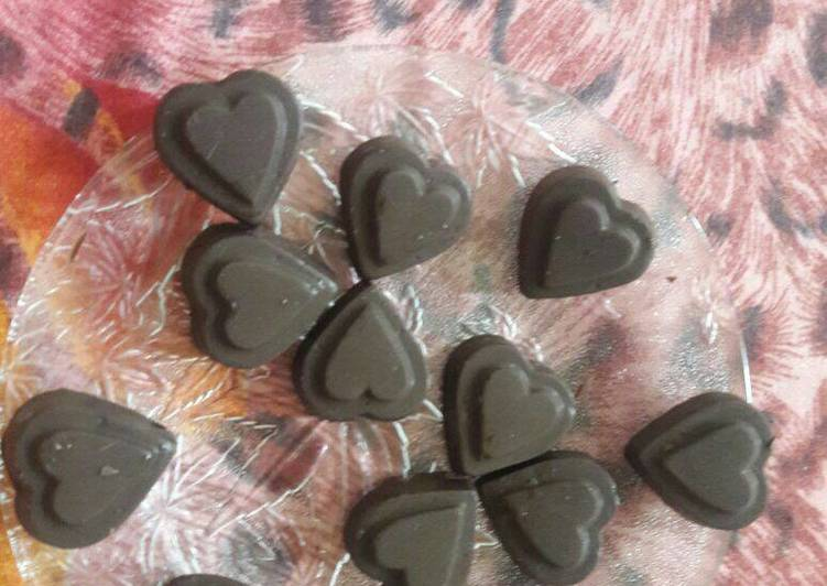 Step-by-Step Guide to Prepare Perfect Dark chocolate