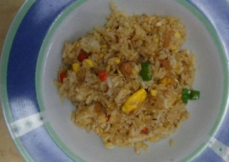 Nasi Goreng Bumbu Iris