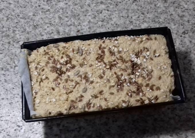 How to Prepare Appetizing How to make easy whole grain bread /whole grain bread recipe: