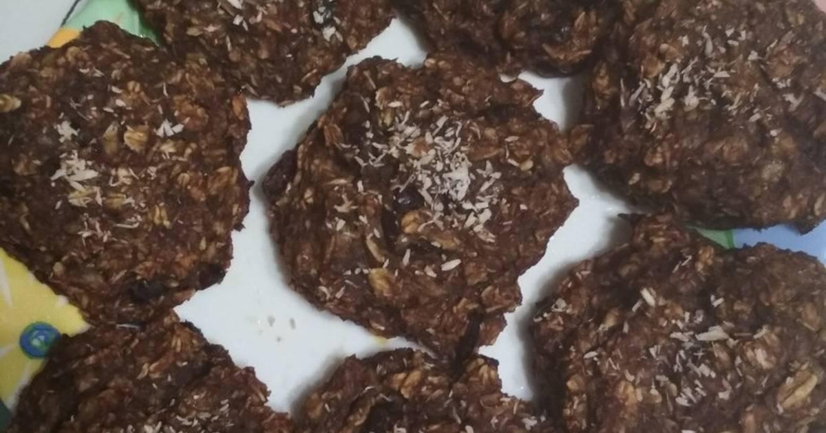 Печенье из овсяная каша - 219 пошаговых рецептов с фото