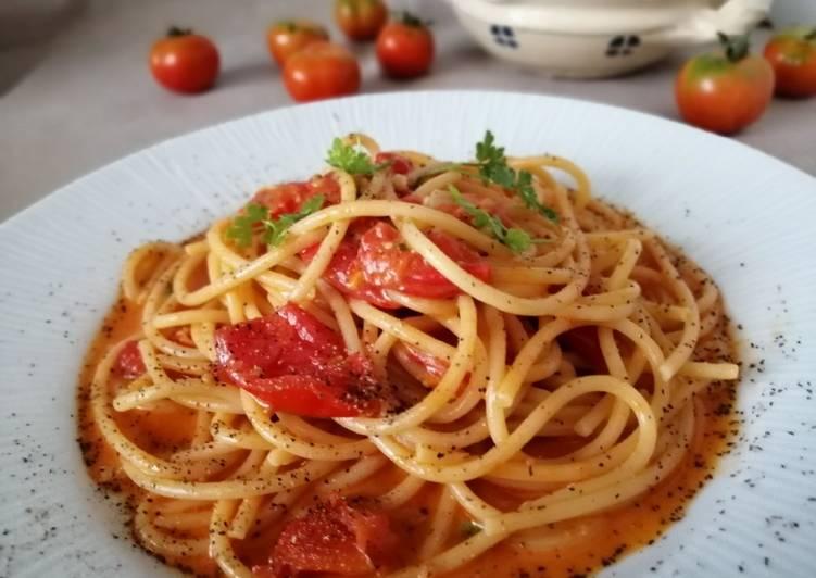 Spaghetti alla Pugnochiuso