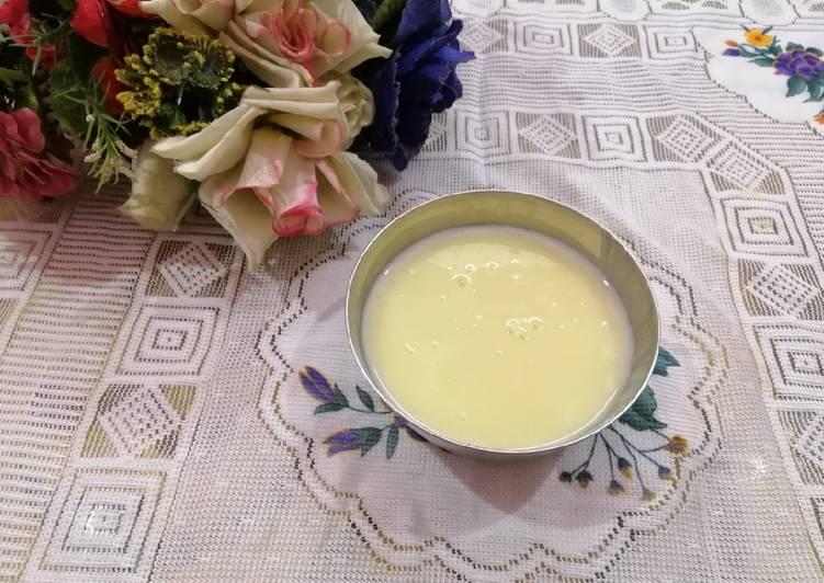 Recipe of Super Quick Homemade Homemade Condensed Milk
