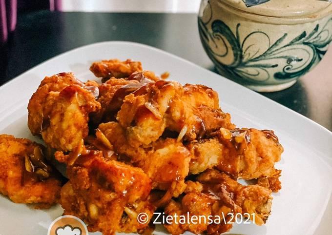 Ayam masak lemon🍋 🇨🇳