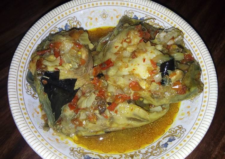 How to Prepare Homemade Cat fish pepper soup