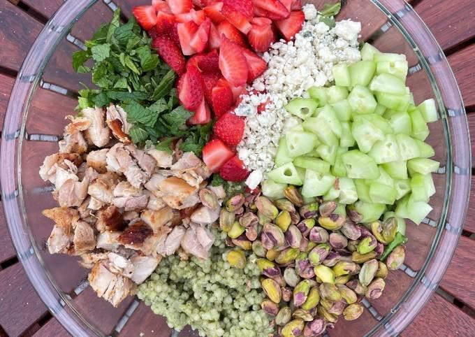 Spring has Sprung Salad