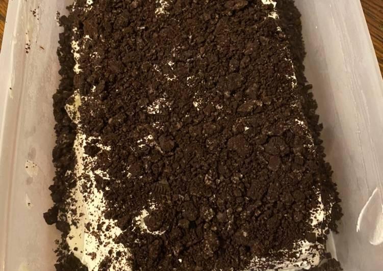 Easiest Way to Prepare Delicious Oreo ice cream cake