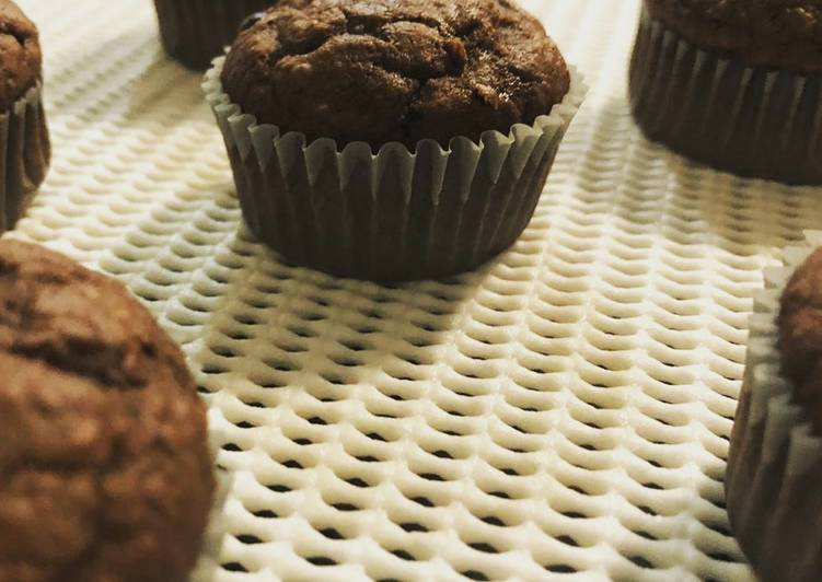 Step-by-Step Guide to Prepare Award-winning Chocolate oats muffins