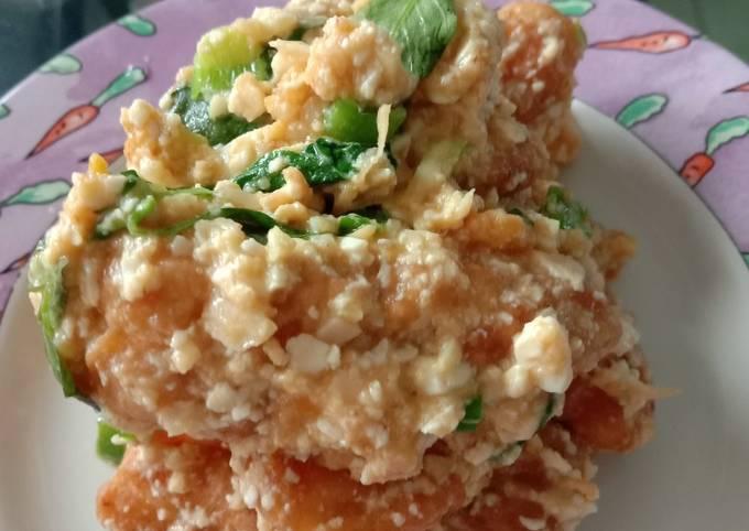 Resep Ikan Dori Saus Telur Asin Oleh Lanykusnadi Cookpad