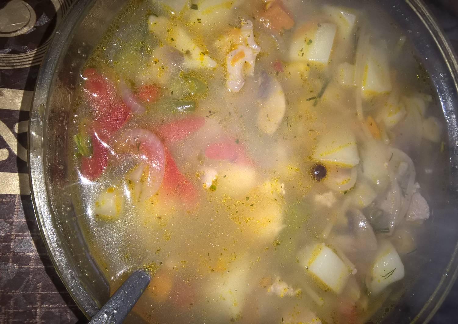 обама суп из овощной смеси рецепт с фото охоты более
