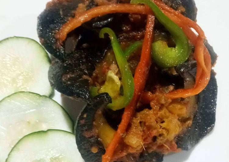 How to Make Homemade Peppered snail