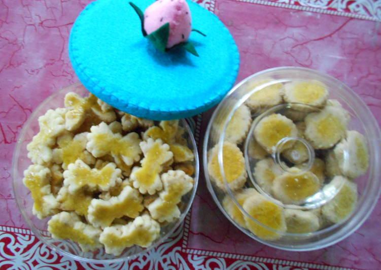 Kue Kacang Renyah - cookandrecipe.com